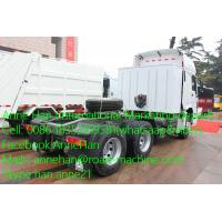 Buy cheap EURO II 371 Hp HOWO7 6x4 Tractor Truck with one sleeper and Abs from wholesalers