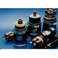 Quality Metallic shielded flexible winning cable rated voltage upto and including 6/10KV for sale