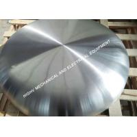China Polished Electric Range Parts , Wall Thickness 3mm Electrical Corona Spinning on sale