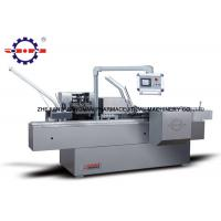 Buy cheap Industrial Automatic Cartoning Machine , Tablet Wrapping Machine 220v 50Hz from wholesalers