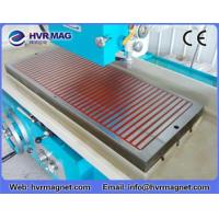 China CNC powerful magnetic chuck for grinding on sale