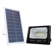 Quality High Power High Bright Outdoor 300W Aluminum Solar Flood Light With Power Display for sale
