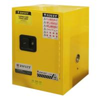 Quality Laboratory Paint Storage Flammable Safety Cabinets with adjustable shelf for sale