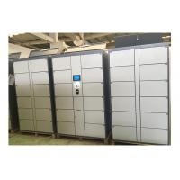 Stainless Steel Smart Luggage Cabinet Storage Locker With Coin Operated