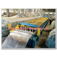 Quality Metal Floor Decking Tile Panel Making Machine Good Quality Made in China for sale