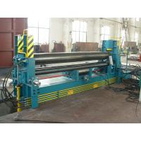 Quality Universal Vertical Plate Rolling Machinery Three Roller CNC Folding for sale