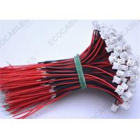 Quality 30awg-26awg Electrical Wire Harness Cable Assembly 1.25mm Pitch Connector for sale