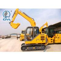 Quality Hydraulic Crawler Excavator Bucket 0.34m³ / XE80 Excavator For Construction Operating Weight 7460kg for sale