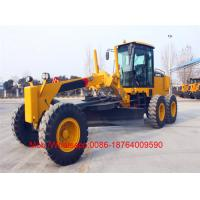 Quality XCMG GR1803 180HP Cumins Engine Hydraulic Motor Grader With Ripper Euro 2.3.4.5. for sale