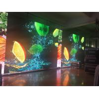 Quality AC Thin HD LED Display Short View Distance Rich Colors For Exhibition Halls for sale