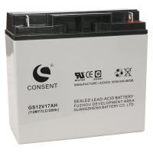 Buy cheap 12v 17ah battery, sealed lead acid (SLA) ups battery from wholesalers