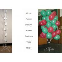 Buy cheap Balloons Tree Metal Display Floor Stands with Wire Foldable Base / 8 PairsTubula from wholesalers