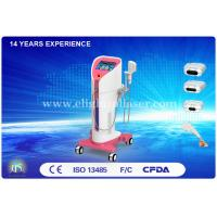 Quality Face Lifting HIFU Machine / High Intensity Focused Ultrasound Machine Mini for sale