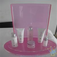 Quality large pink makeup organizer for sale