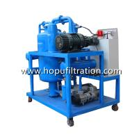 Buy cheap Double Stage Vacuum Transformer Oil Purifier,Transformer Oil Purification Unit from wholesalers