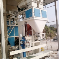 Quality 3KW Fertilizer Automatic Weighing And Bagging Machine for sale