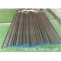 China ASME SA249 Welded stainless steel 316 tube  Annealed / Pickled W.T. 0.035'' - 0.120'' on sale