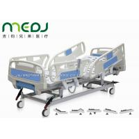 Quality Healthcare Electrical Electric Hospital Bed Automatic Flip 5 Functions for sale