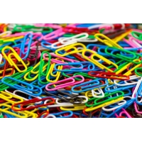 Quality 1.0mm 1.2mm Paper Clip Wire Metal Smooth Bright Coating for sale