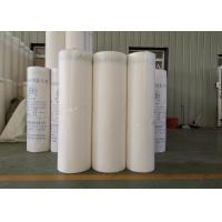 Buy cheap Roll Type Slab Waterproofing Membrane Rough Fleece Surfaces With Cement Adhesives from wholesalers