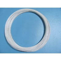Quality 2.5mm Coated Stainless Steel Strapping Wire Highly Adhesive Coating for sale