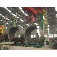 China Hydraulic Bolt Pipe Welding Equipment For Wind Tower Welding on sale