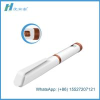 Buy cheap Clinics / Hosiptal White Diabetes Insulin Pen 3ml Cartridge In Plastic Materials from wholesalers
