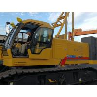 Quality 85 Ton Crawler Articulating Boom Crane / Telescopic Boom Truck Mounted Crane Color Can Optional for sale