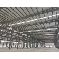 Quality Steel Fabrication Structural Steel Workshop Building With Specified Engineering for sale