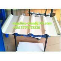 Quality High strength,noise and heat insulation PVC hollow roof tile making/production line for sale