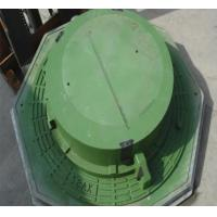 Quality EPS Mold Material Auto Parts Mould Cast Iron Manhole Covers And Frame for sale