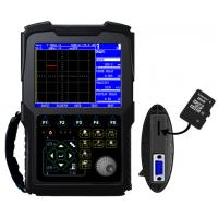 Buy cheap SD Card Portable Ultrasonic Flaw Detector A Scan B Scan FD600 Low Noise from wholesalers