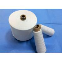 Quality Raw White Yarn ON Paper Cone 40/2 1.67KGS Spun Polyester Thread for Sewing Thread for sale