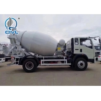 Quality 3800mm Wheelbase 6m3 130hp Concrete Mixing Equipment for sale