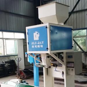Quality 25kg 50kg Npk Fertilizer Auto Bagging Weighing Machine for sale
