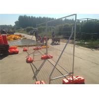Quality AS4687-2007 Standard China Temporary Fence 2100m x 2400mm Mesh Opening :60mm x 150mm for sale