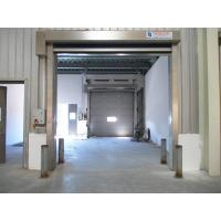China Industrial Insulated Sectional Garage Doors 4500mm x 4500mm Polyurethane Foam on sale