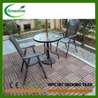 Quality WPC Decking Tile for sale