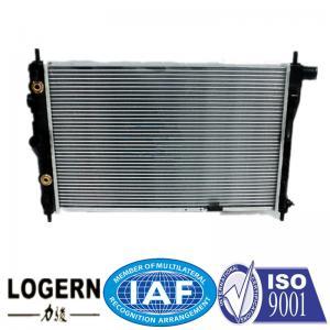 Quality Auto Engine Coolant Radiator , 1.5L-2.0l'94-97 Daewoo Espero Parts Long Lifespan for sale