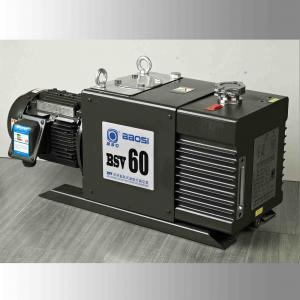 Buy cheap High Performance Vane Type Vacuum Pump Painting Surface 0.5 Pa Ultimate Vacuum from wholesalers