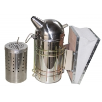 Quality European Bee Smoker With Inner Tink M .L Size for sale