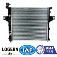 Quality Pacifica 04-05 CHRYSLER Car Radiator Dpi 2702 With High Efficient Heat Transfer for sale