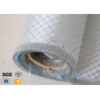China Texturized Fiberglass Cloth Roll Waterproof Woven Fiberglass Fabric on sale