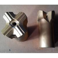 Buy cheap T38 Threaded Rock Cross Bits X-Type Bit 64mm 76mm 89mm For Bench Drilling from wholesalers