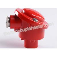 Buy cheap Aluminium Die Casting Thermocouple Connection Head KD / DIN B In Customized from wholesalers