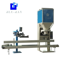 Quality Dog Food Corn Grain Gravity Feed Packing Machine Pneumatic Driven for sale