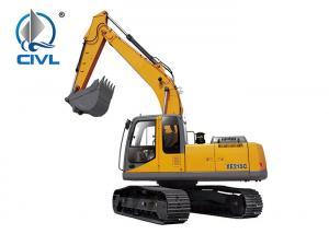 Quality 13250mm 0.4m3 XE215DA 21.9 Ton Hydraulic Crawler Excavator for sale