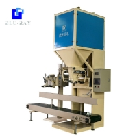 Quality DCS Gravity Feeding Grain Packing Machine Coffee Beans Pistachio Peanuts Bagger for sale