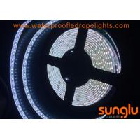 China Cold White 8 Watts SMD 3014 LED Strip Light 120D / Meter For Amusement Park on sale