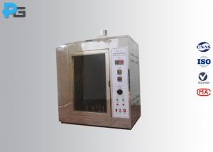 Buy cheap IEC60695-2-20 Hot Wire Ignition Test Apparatus , Fire Hazard Testing Equipment from wholesalers
